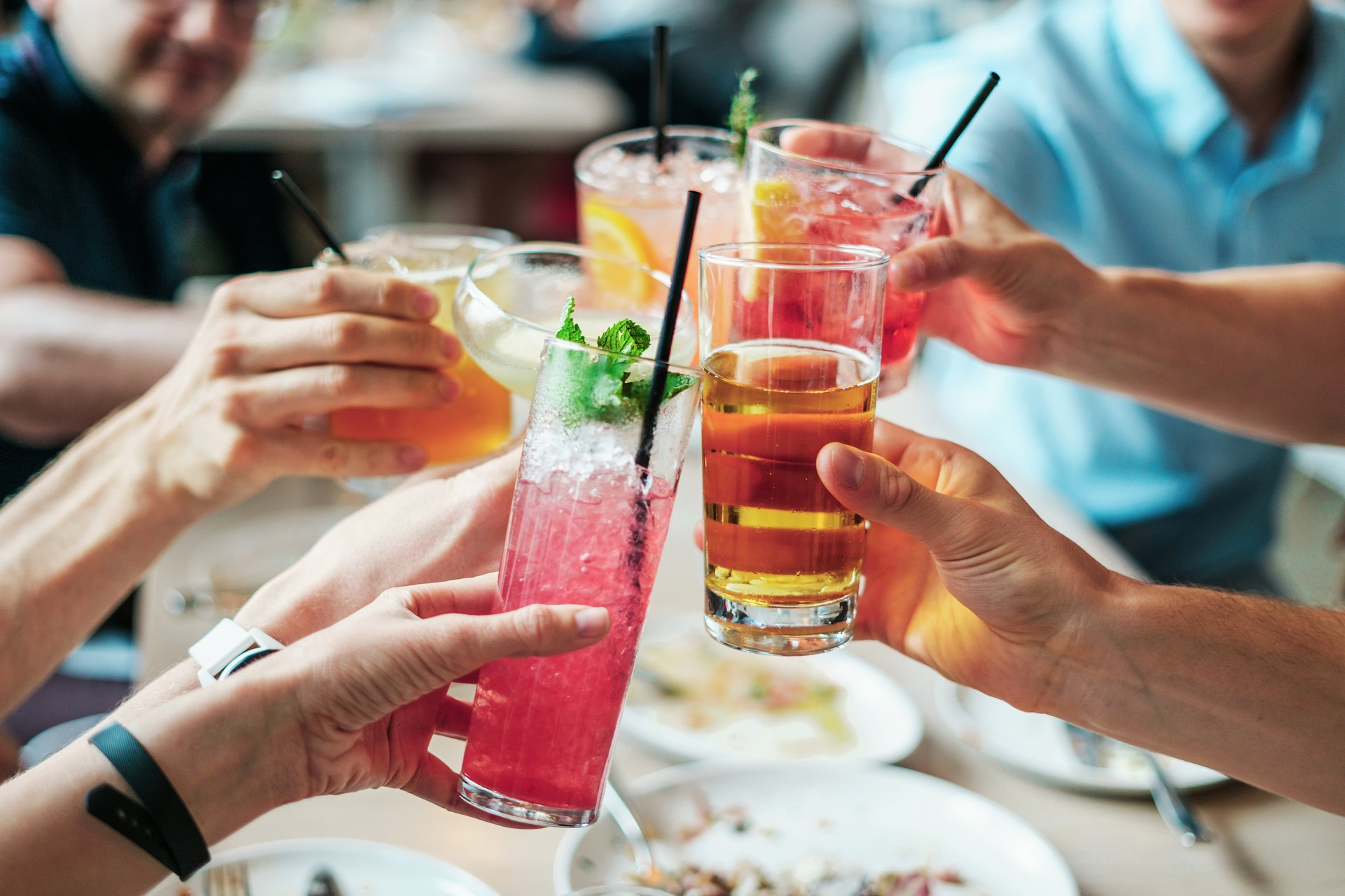 Should employers call time on Friday free drinks?