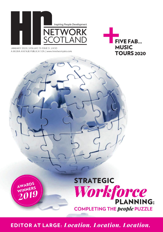 Hr NETWORK Magazine January 2020