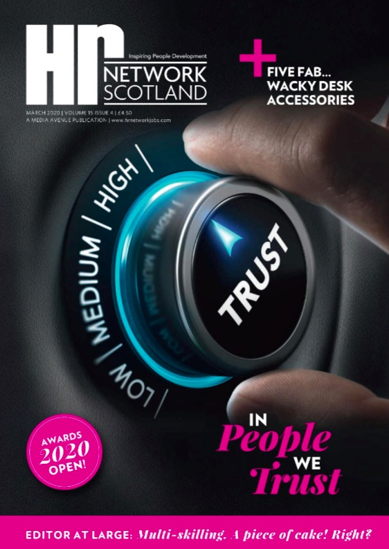 Hr NETWORK Magazine March 2020