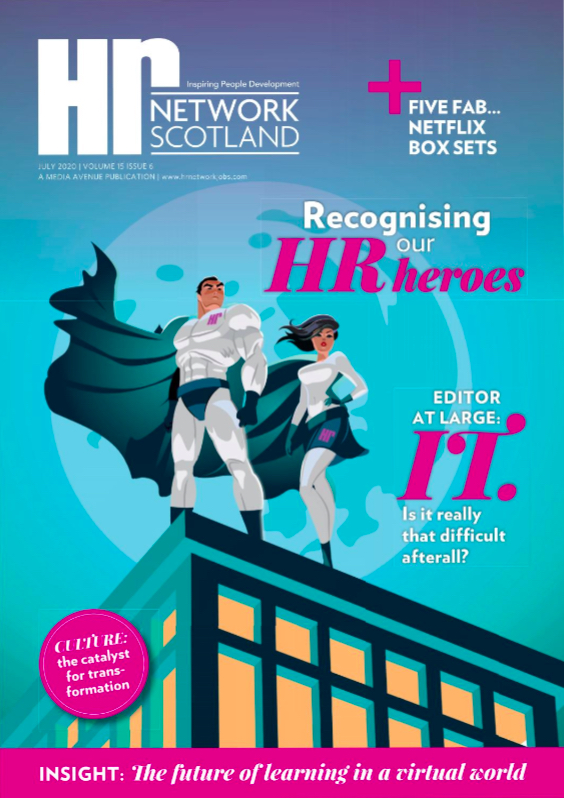 Hr NETWORK Magazine July 2020