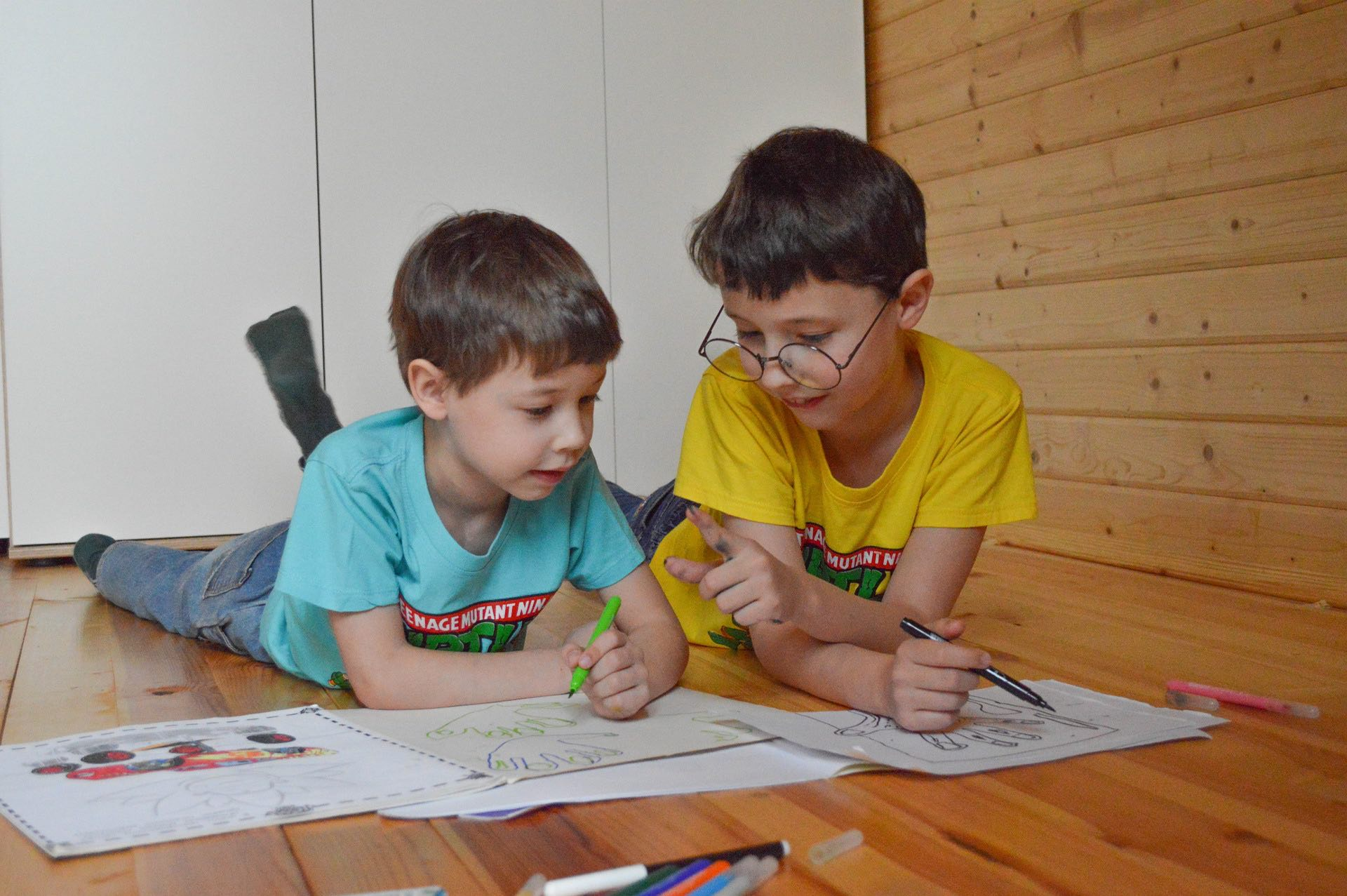 Employer gets staff involved to help working parents with home-schooling